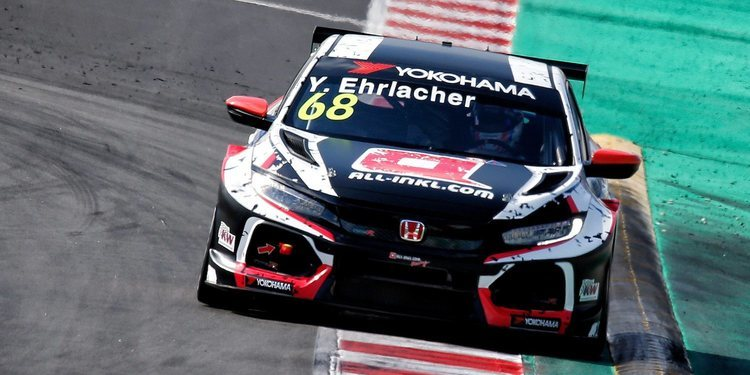 Yann Ehrlacher lidera el sorprendente doblete de Münnich Motorsport en Hungría