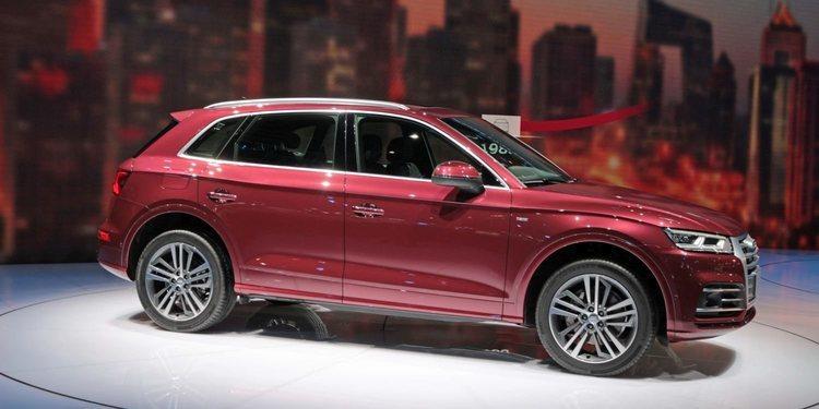 Audi crea el nuevo Q5L para el mercado chino