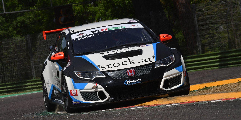 Resultado de la Carrera 1 de las TCR Italia 2018 en Ímola, Italia