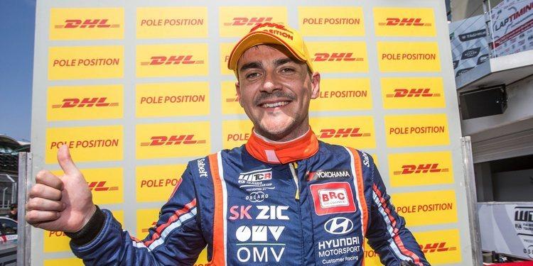 """Norbert Michelisz: """"Mi carrera acabó tras la primera curva"""""""