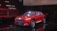 Mercedes presentó el Vision Mercedes Maybach Ultimate Luxury