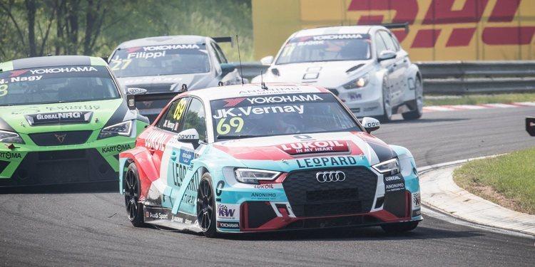 Leopard Racing busca también ganar las TCR Europa