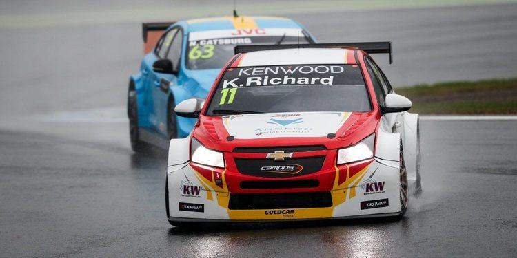 Kris Richard es el segundo invitado del Nürburgring Nordschleife