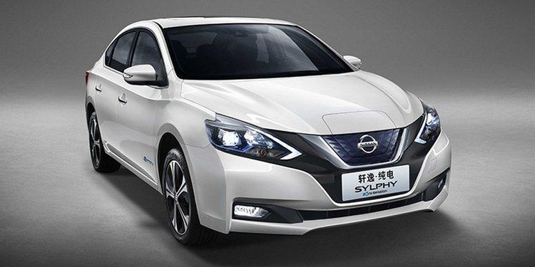 Nissan lanza al mercado chino el eléctrico Sylphy EV