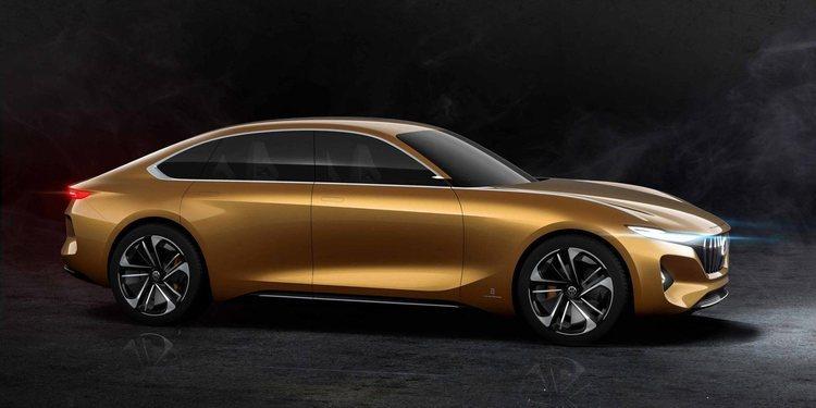 Pininfarina con HK Motors parte 1: El nuevo H500 Concept presentado en China