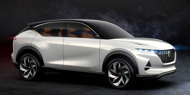 Pininfarina con HK Motors parte 2: El nuevo K350 Concept presentado en China