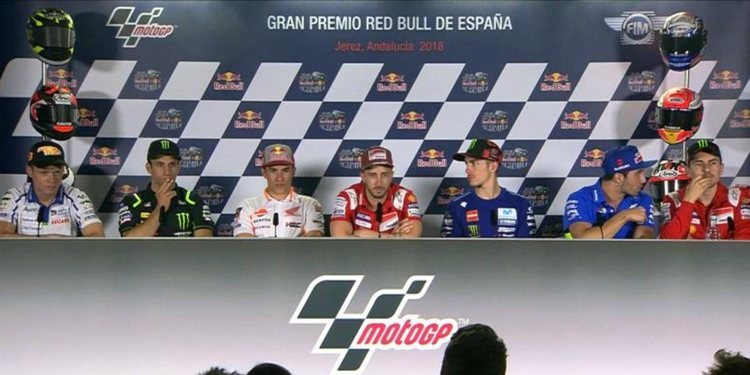 Rueda de Prensa Gran Premio de España