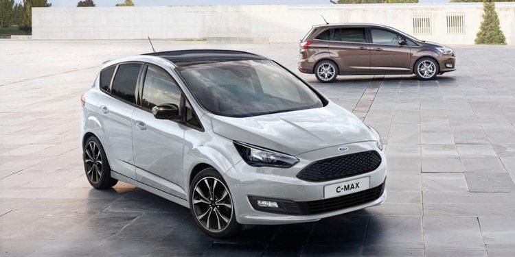 Ford presenta el nuevo C-Max Sport 2018
