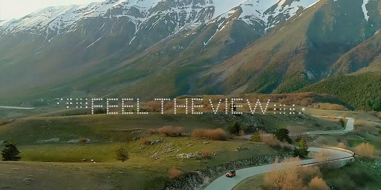 Feel The View de Ford, para las personas invidentes