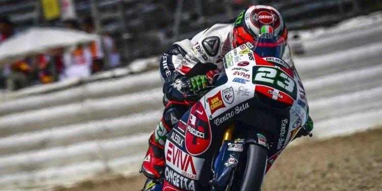 Antonelli se hace con los libres en Jerez