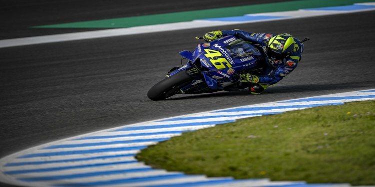 """Valentino Rossi: """"Necesitamos trabajar y mejorar"""""""