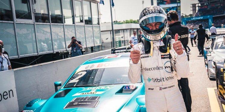 Gary Paffett consigue su pole número 13 en el DTM