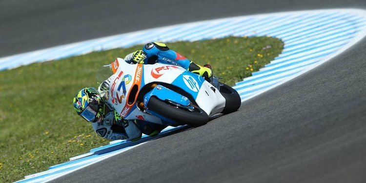 Baldassarri vence con soltura en Jerez