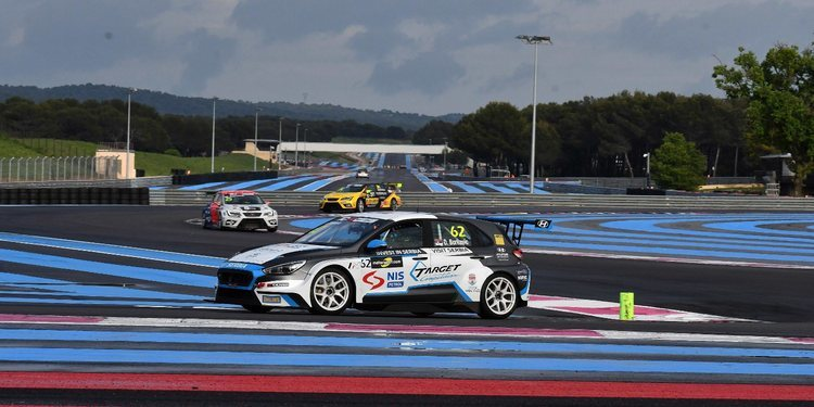 Dusan Borkovic se adjudica la pole en Paul Ricard