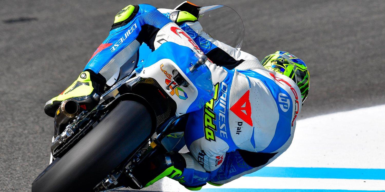 Baldasarri emerge en el avispero de Moto2