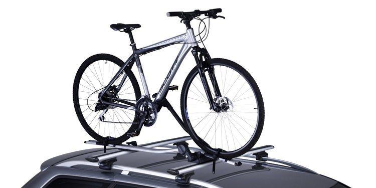 Formas correctas de llevar la bicicleta en tu coche