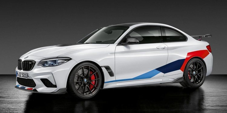 El BMW M2 Competition de M Performance