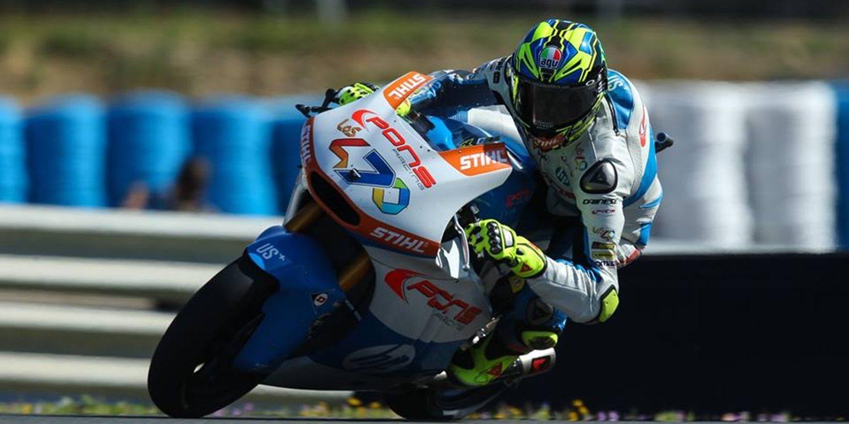 """Lorenzo Baldassarri: """"Tenía un buen ritmo y he conseguido ganar"""""""