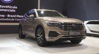 Volkswagen estrenó la Touareg 2018 con visión nocturna