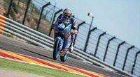 Equipos de Moto2 y Moto3 de test en Aragón