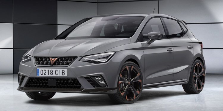 Conoce el nuevo Cupra Ibiza Concept 2018