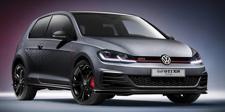Se presentó el nuevo Volkswagen Golf GTI TCR