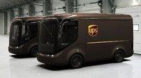 Los camiones eléctricos de UPS y Arrival