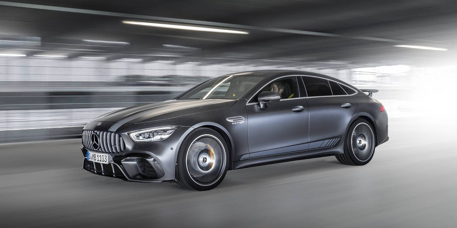 Mercedes-AMG GT 4 puertas Coupe 63 S Edition 1
