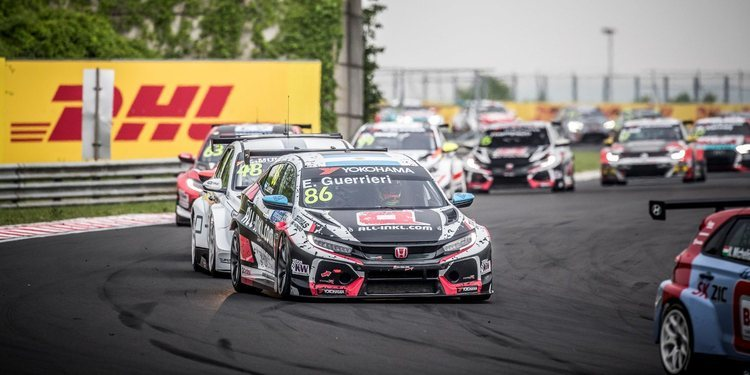 Esteban Guerrieri se corona en el Nürburgring Nordschleife