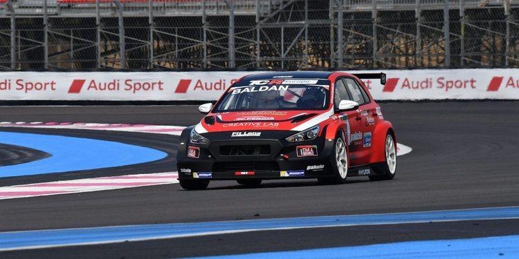 Nicola Baldan empieza el viernes liderando en Francia