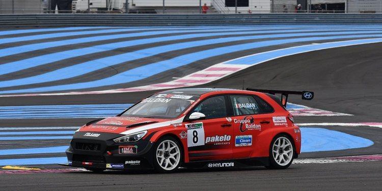 Nicola Baldan se mantiene líder a su paso por Paul Ricard