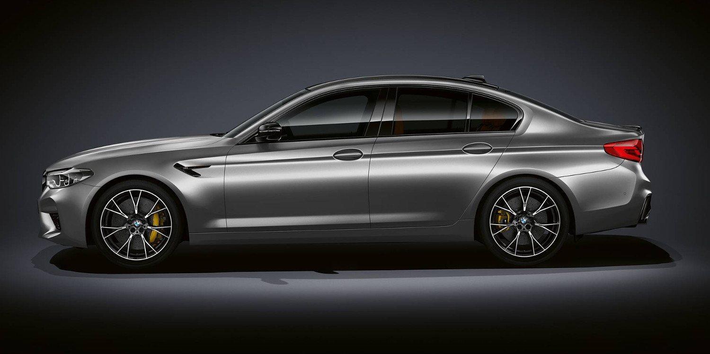BMW M5 Competicion 2018, la respuesta a los rivales