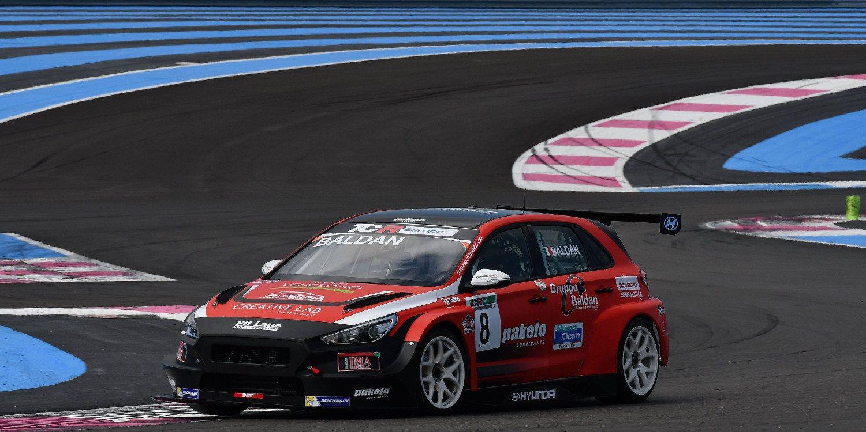 Dominio total de Nicola Baldan en la Carrera 1 de Paul Ricard