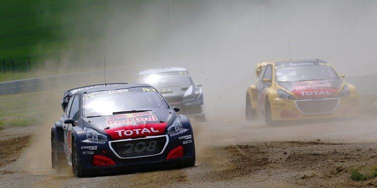 Sébastien Loeb gana en Mettet para romper la racha de Volkswagen