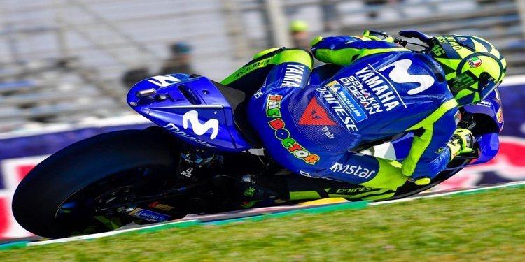 """Valentino Rossi: """"Espero ser un poco más competitivo"""""""