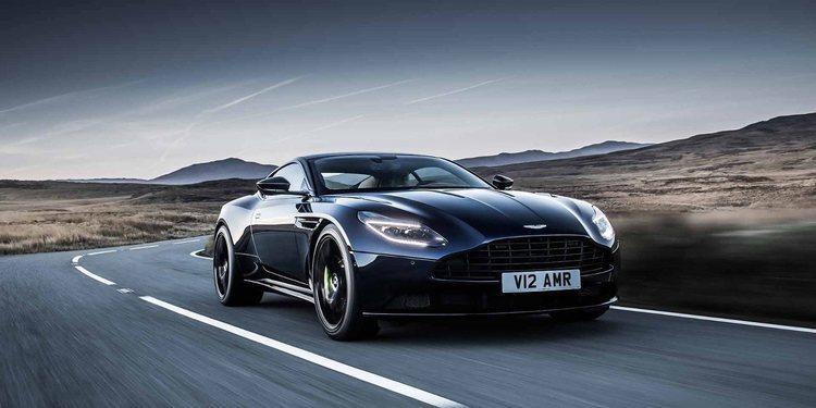 Aston Martin responde con el DB11 AMR 2018