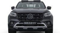 Se presentó el Mercedes-Benz Clase X 2018 by Brabus