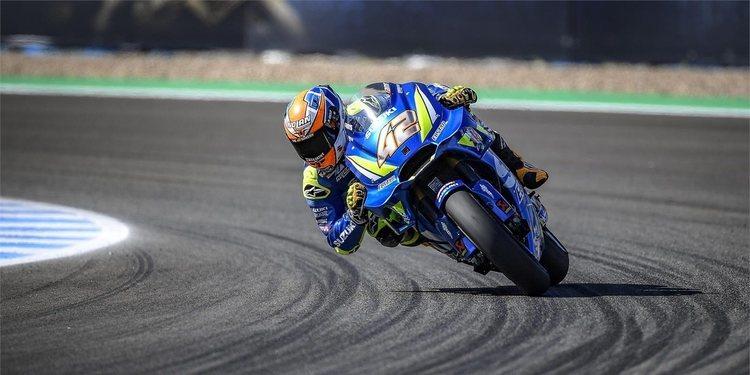 Alex Rins renueva por dos temporadas con Suzuki