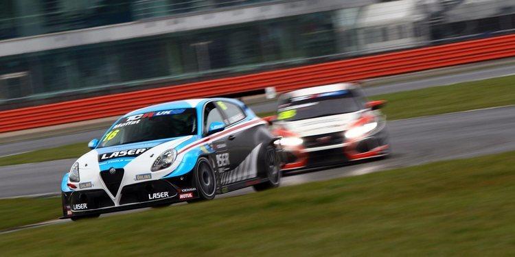 Laser Tools Racing abandona las TCR Reino Unido