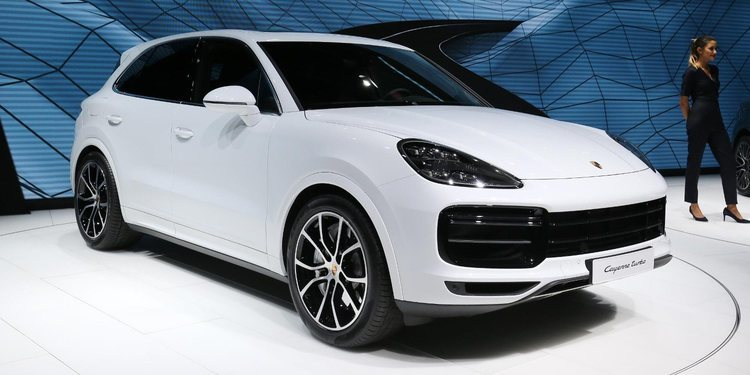 Presentado el Porsche Cayenne Turbo 2019