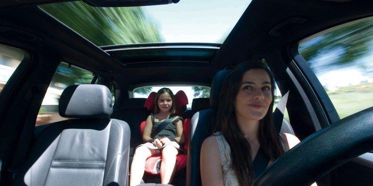 Silla infantil para coches, una seria elección