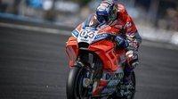 Andrea Dovizioso seguirá vinculado a Ducati hasta 2020