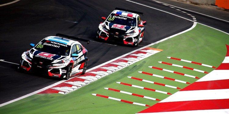 Sábado de dobletes para Münnich Motorsport