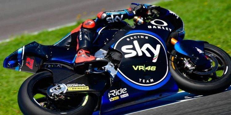 Bagnaia logra una pole de récord en Le Mans