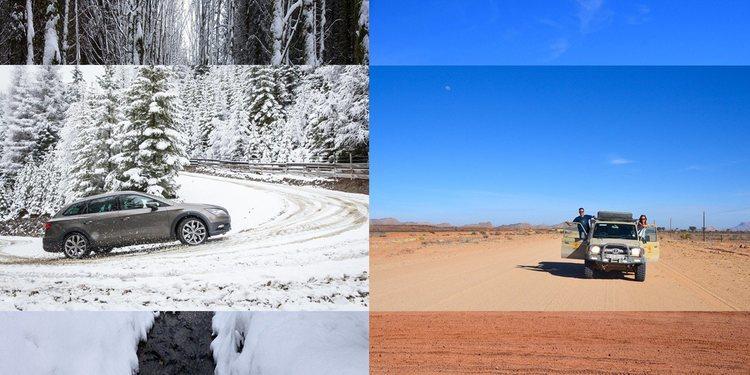 Las altas y bajas temperaturas que puede soportar un vehículo