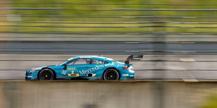 Gary Paffett logra su segunda victoria de 2018 en Lausitzring