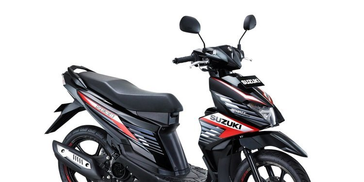 Nueva Suzuki Nex II 2018