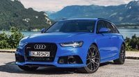 Presentado el Audi RS 6 Avant performance Nogaro Edition