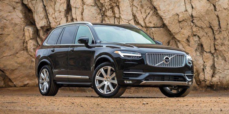 Conoce el Volvo XC90 2018, un verdadero SUV Sueco