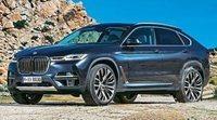 Nuevo e inédito BMW X8, la versión Premium de los SUV alemanes